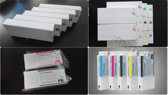 Cartouches d'imprimante compatibles de stylet d'encre de colorant d'Ultrachrome pro 9900