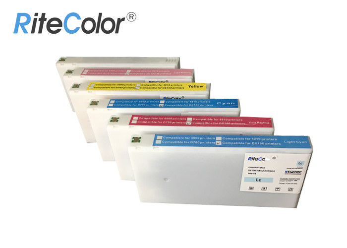 200ml Sublimation Printer Ink Cartridges For Fuji DX100 Printing
