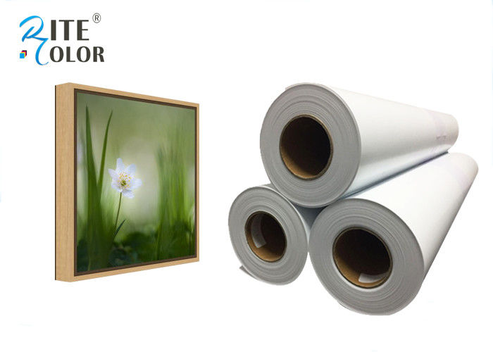 High Density Resin Coated Photo Paper Luster Surface Finish Paper for Photo Printing